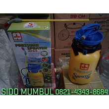Plastic Hand Pressure Sprayer