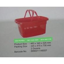 Keranjang Pasar Plastik Hero Basket Indomaret Alfamart