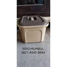 Toples Plastik Multi Box Picnic Case Mocca Botega