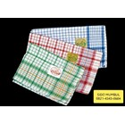 Desk Cloth Napkins and Floor Cloth Mop 6