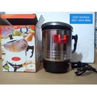 Mug Elektrik Stainless Steel Electric Heating Cup 2