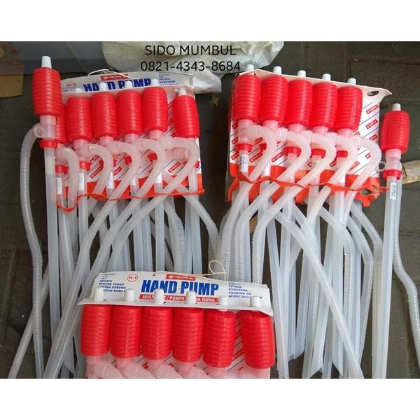 Pompa Minyak Hand Pump Plastik Lion Star