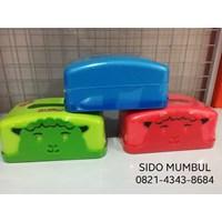Jual Kotak Tissue Segi Plastik Relief Catty Maspion 2