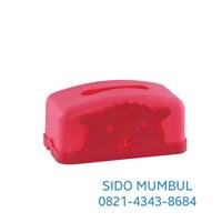 Distributor Kotak Tissue Segi Plastik Relief Catty Maspion 3