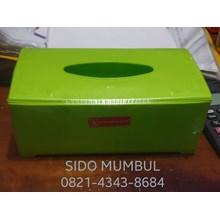 Tissue Plastic Box