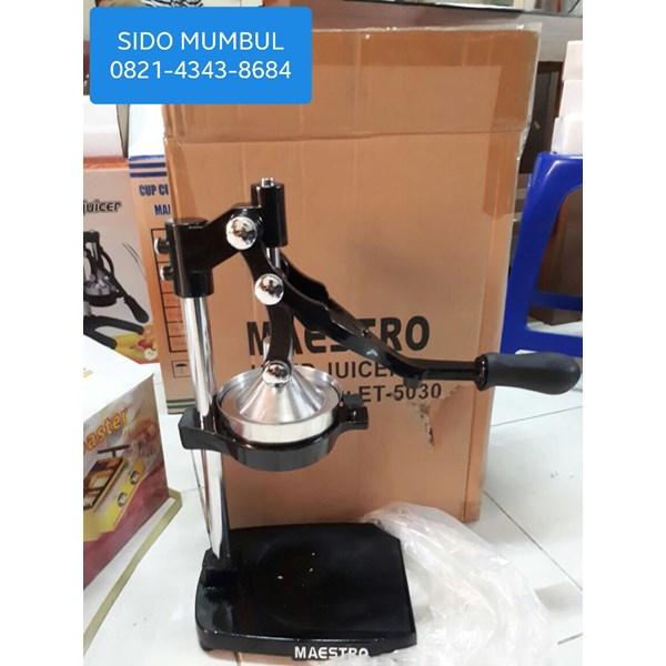 Hand Juicer Mesin Perasan Jeruk Manual Stainless Steel