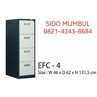 Jual Filing Cabinet Besi Plat Emporium Steel Furniture 2