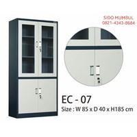 Filing Cabinet Besi Plat Emporium Steel Furniture Murah 5