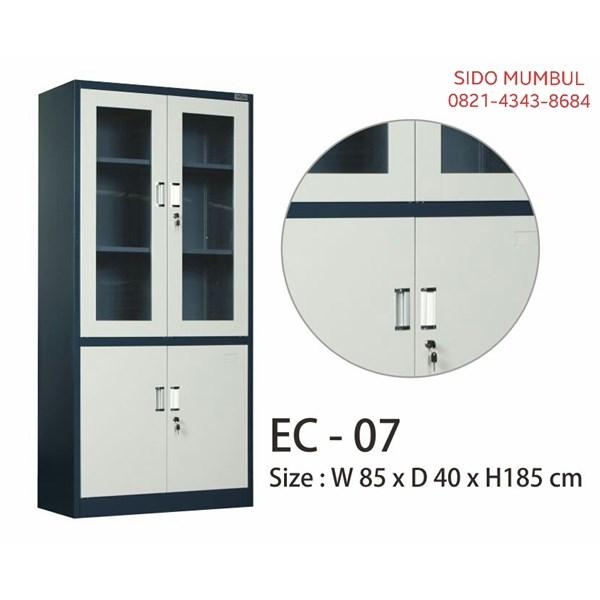 Filing Cabinet Besi Plat Emporium Steel Furniture