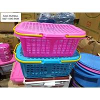 Plastic Fruit Basket 1