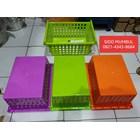 Keranjang Plastik Lucky Container L dan XL 1