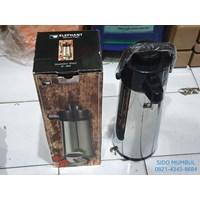 Thermos Pencet Airpot Stainless Steel Elephant