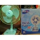 Kipas Angin Meja Desk Fan Panalux 9 in dan 12 in 2