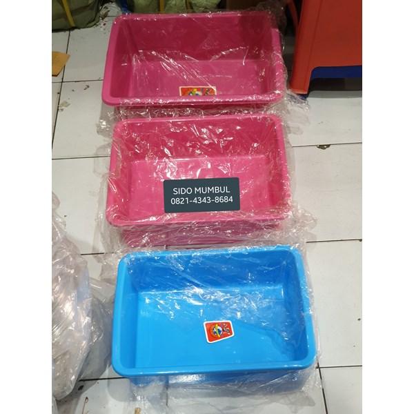 Waskom Segi Cat Plastik