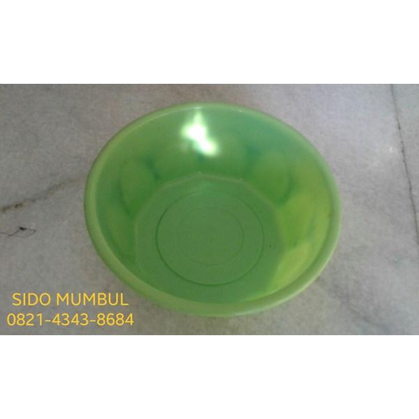 Mangkok Makan Plastik Jumbo Warna