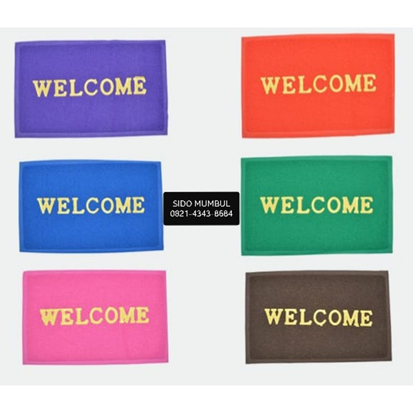Keset Karet Welcome