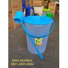 Squash Jar Toples Es Buah Plastik 26 Liter Container Dipper 1