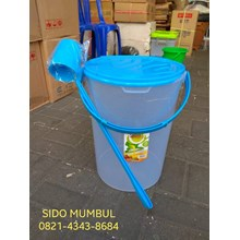 Squash Jar Toples Es Buah Plastik 26 Liter Contain