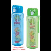 Botol Minum Plastik Infuser Champ Bottle 820 ml Li