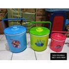 Rice Bucket Rantang Tunggal Thermo Plastik Maspion 2