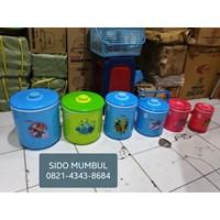 Rice Bucket Rantang Tunggal Thermo Plastik Maspion