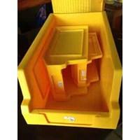 Kotak Sparepart Plastik Maxi Active Part Case Bin Storage Jolly Box Lion Star Murah 5