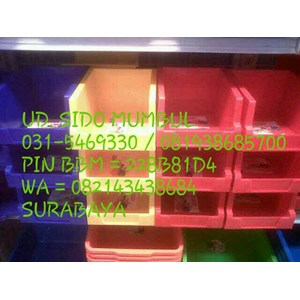 Kotak Sparepart Plastik Maxi Active Part Case Bin Storage Jolly Box Lion Star