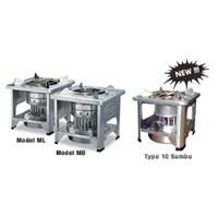 Kompor Minyak Tanah & Oven Aluminium Hock 1