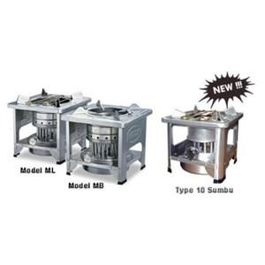 Kompor Minyak Tanah & Oven Aluminium Hock