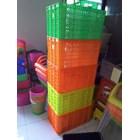 Keranjang Krat Container Industri Panen Tani Ikan Kebun Lubang Neo Box Garuda Mas Skyeplas JL Rabbit WS 9