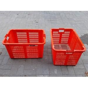 Jual Keranjang Krat Container Industri Panen Padi Ikan