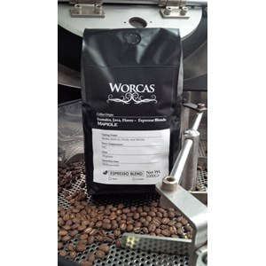 Kopi Espresso Blend - Racikan Khusus - Untuk Cappucinno Or Latte