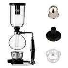 Pembuat Kopi Coffee Syphon TCA-2 2 Cups Tahan Panas 3
