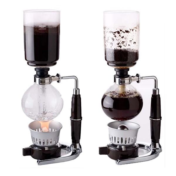 Pembuat Kopi Coffee Syphon TCA-2 2 Cups Tahan Panas