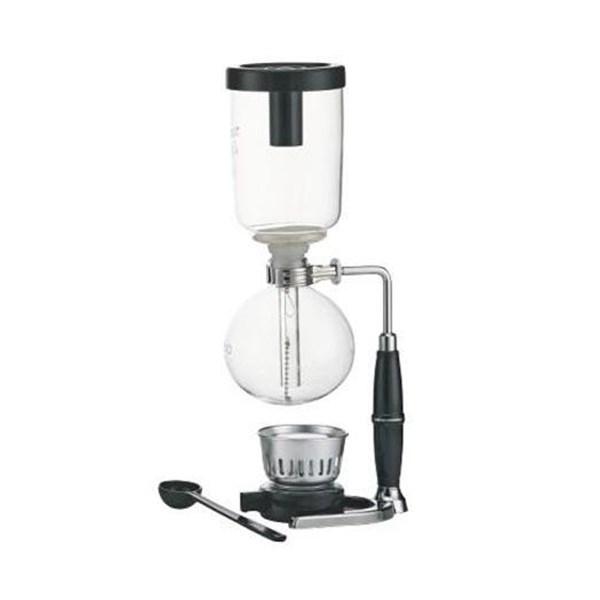 Pembuat Kopi Coffee Syphon TCA-3 3 Cups Tahan Panas