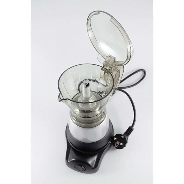 Pembuat Kopi Moka Pot Elektrik 3 Cups Acrylic
