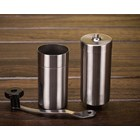 Pembuat Kopi Hand Grinder Full Stainless Ceramic Burr Ukuran XL 3