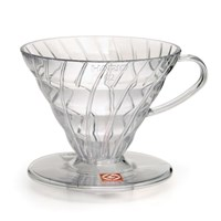 Jual Pembuat Kopi Dripper V60-02 Acrylic Japan Quality