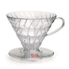 Coffee Dripper V60-02 Acrylic Japan Quality
