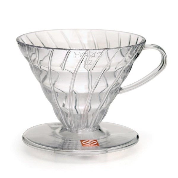 Pembuat Kopi Dripper V60-02 Acrylic Japan Quality