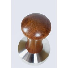 Pembuat Kopi Tamper Wood 58mm