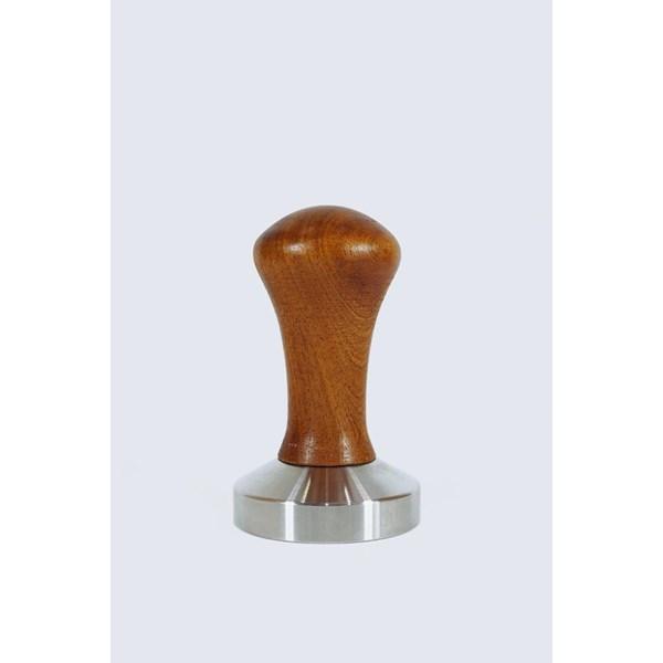 Pembuat Kopi Tamper Wood 58mm