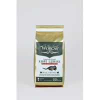 Minuman Kopi Kopi Luwak Bali King 100gr Ground 1