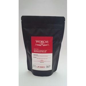 Minuman Kopi Arabica Bali Kintamani 200 Gram (Biji) - Worcas Coffee