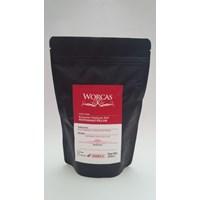 Jual Minuman Kopi Kopi Arabica Bali Kintamani 200 Gram (Bubuk) - Worcas Coffee