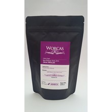 Minuman Kopi Kopi Arabica Java Ijen 200 Gram (Bubuk) - Worcas Coffee