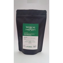 Minuman Kopi Kopi Arabica Aceh Gayo 200 Gram (Biji) - Worcas Coffee