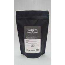 Minuman Kopi Kopi Arabica Papua Wamena 200 Gram (Biji) - Worcas Coffee