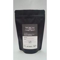 Minuman Kopi Kopi Arabica Papua Wamena 200 Gram (Bubuk) - Worcas Coffee 1