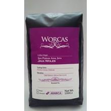 Minuman Kopi Arabica Java Ijen 1 Kg - Worcas Coffee